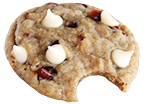 Oatmeal Cranberry White Chunk
